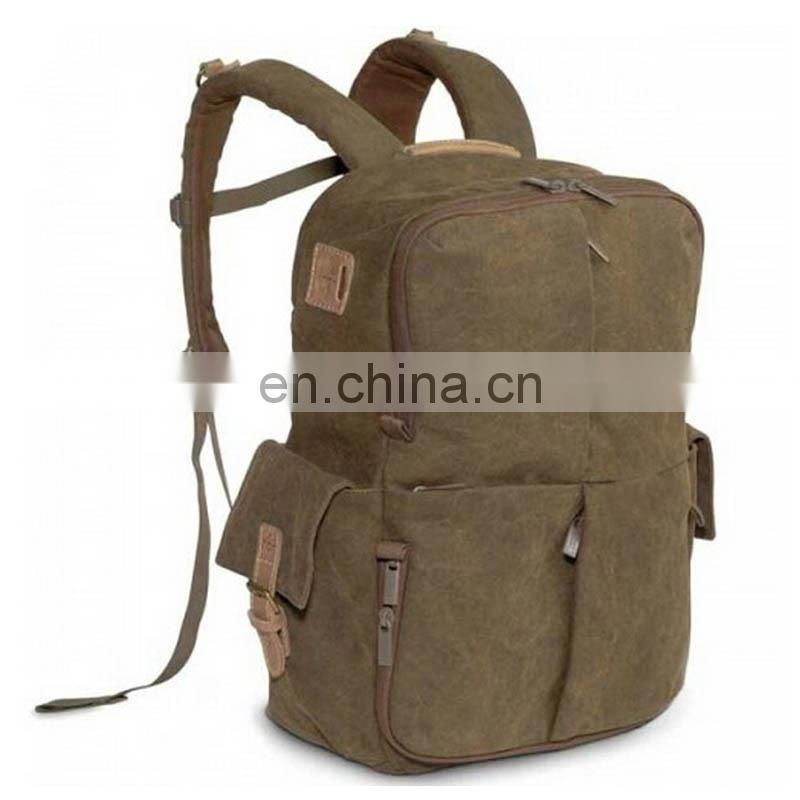 Backpack for Photographer Alibaba Brown Backpacks School