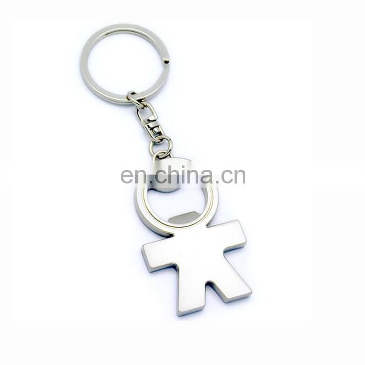 Promotional Zinc Alloy spanner Metal Tools Key Chain