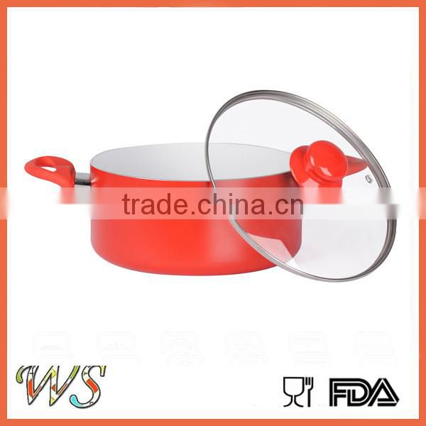 heat safe industrial cooking pot