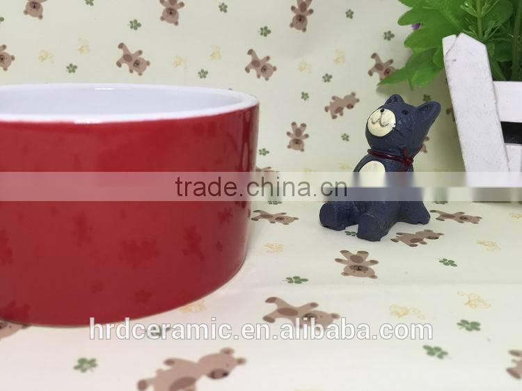 Wholesale stocked Personalized korean Ceramic Dinner Salad Bowls