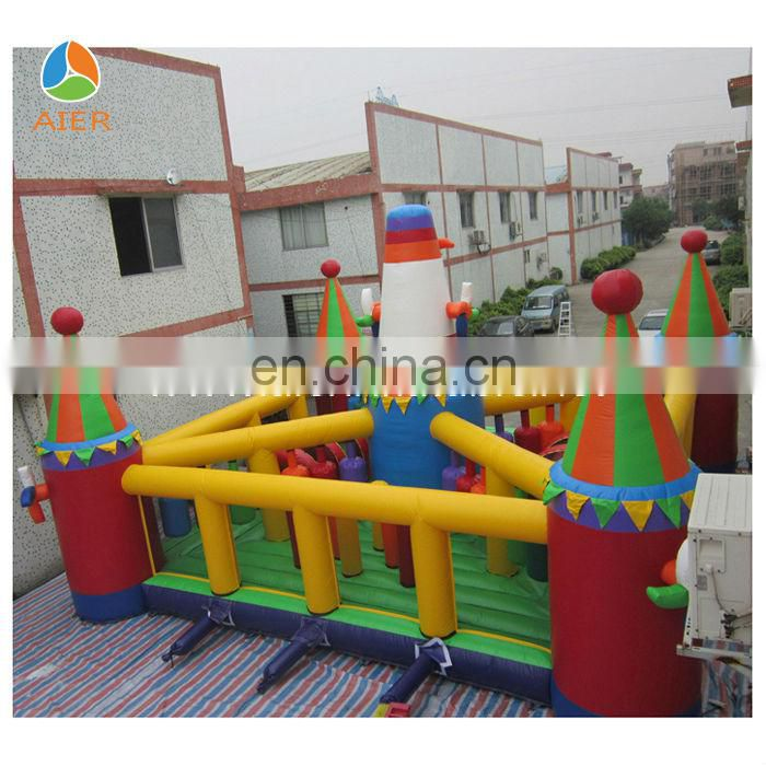 Multi-Functional Inflatable Windmill funcity bounce house bouncer
