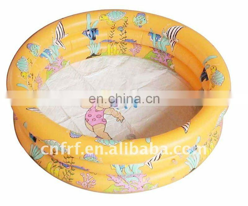 infatable swimming pool / baby bathtub