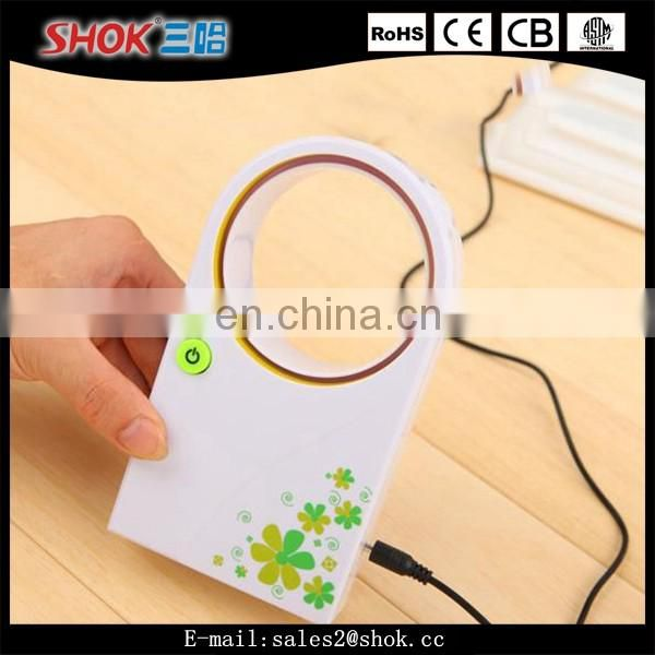 Promotion Gift New Stlye USB & Battery Portable Travel Fan