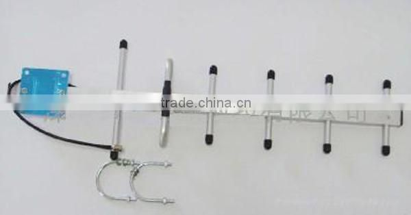 Shenzhen Supply 174-230/470-862MHz Amplified Radio Antenna Outdoor VHF UHF Yagi Antenna