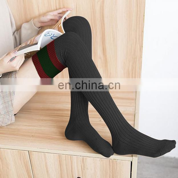 2 Pairs * Winter and Autumn Stocking Most Match Long Sock for Girl