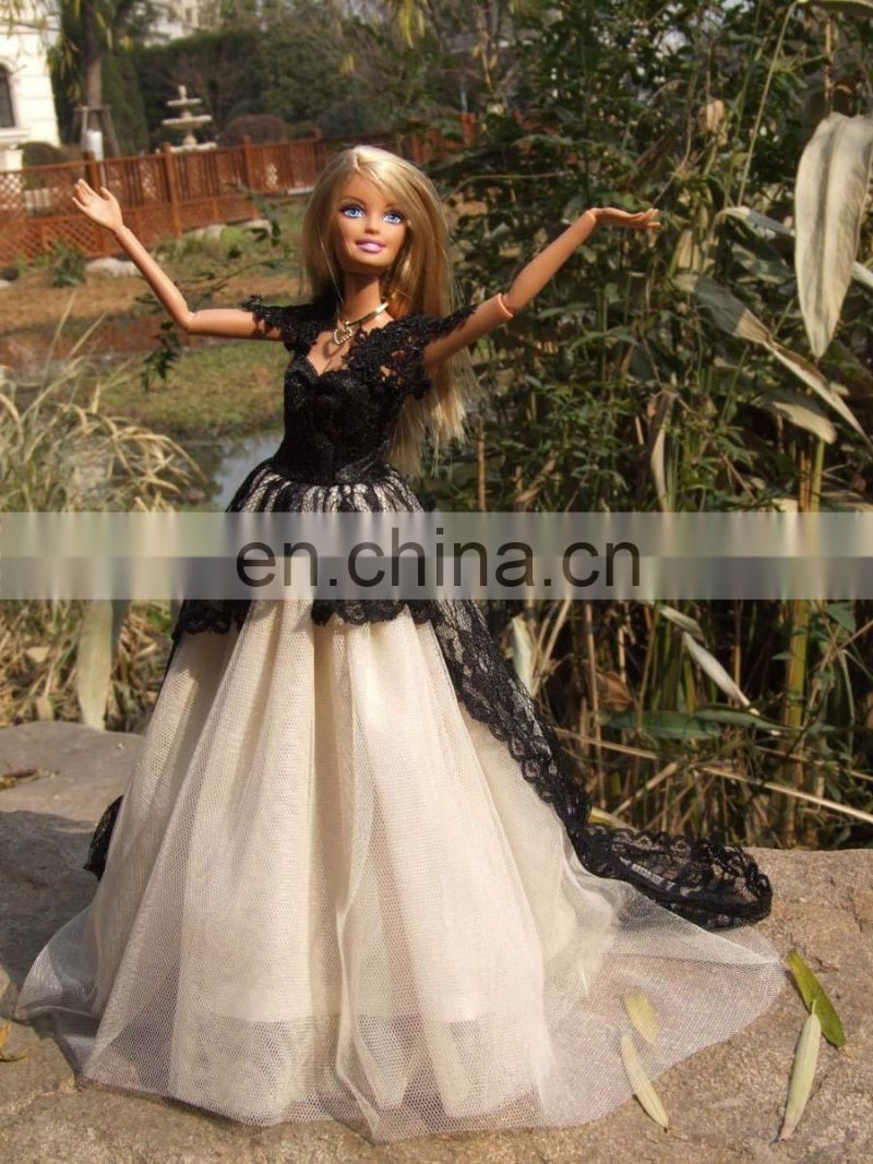 Fashion Royalty Princess Party Doll Dress Clothes
