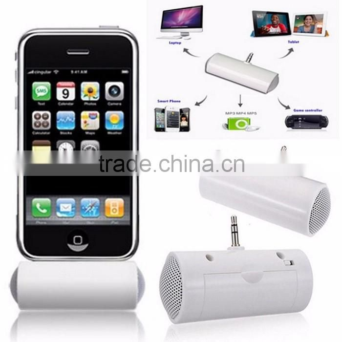3.5mm Mini Speaker Music Stereo Audio Portable Speaker