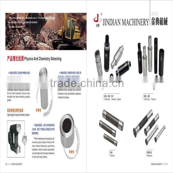 hitachi excavator parts bucket pins and bushings for Engineering and Construction Machinery
