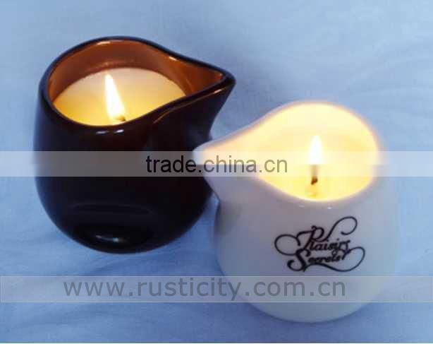 100% Natural Scented Soy Candle in Glass Jar,Home Decorative soy wax
