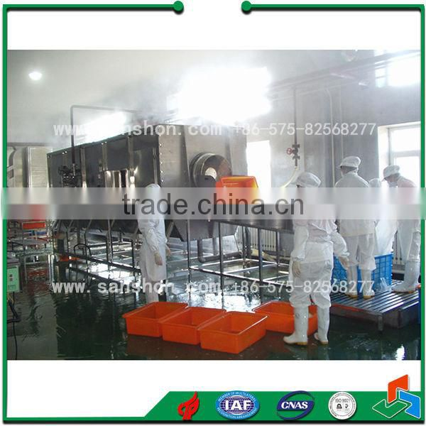 sea cucumber blanching machine