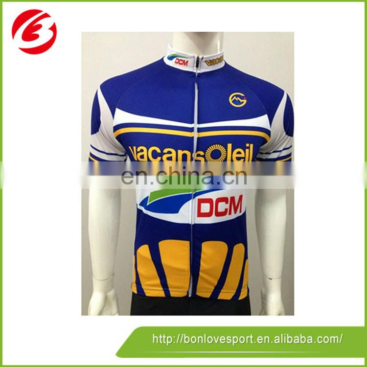 China Wholesale Short Sleeve Specialized Cycling Jersey