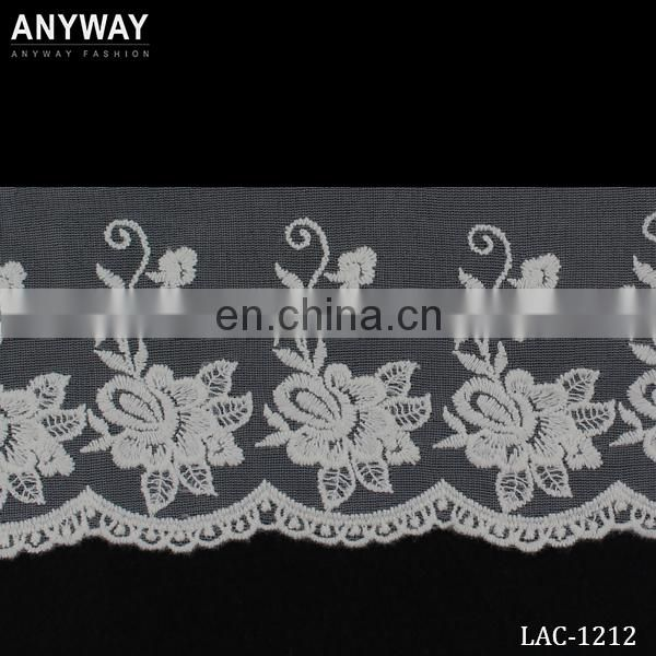 Lace fashion 18cm trimming lace for underwear indonesia