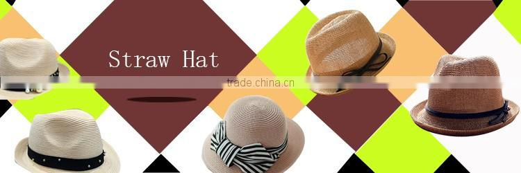 China straw baseball cap