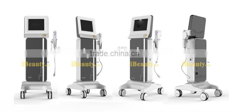 HIFU Ultrasound Vacuum Body Shaping Machine For Weight Loss