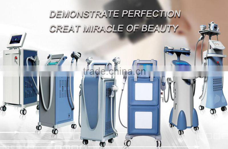 NEW lipo slim and RF beauty machine cold laser fat removal machine