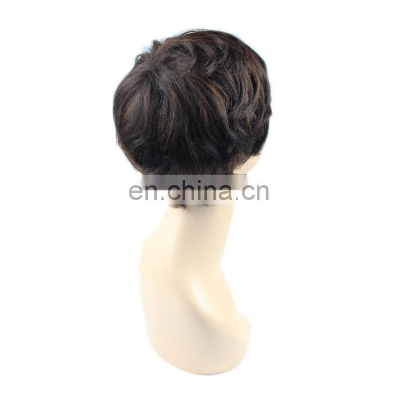 6a grade hot sale Factory supply wholesale brazilian short bob wig
