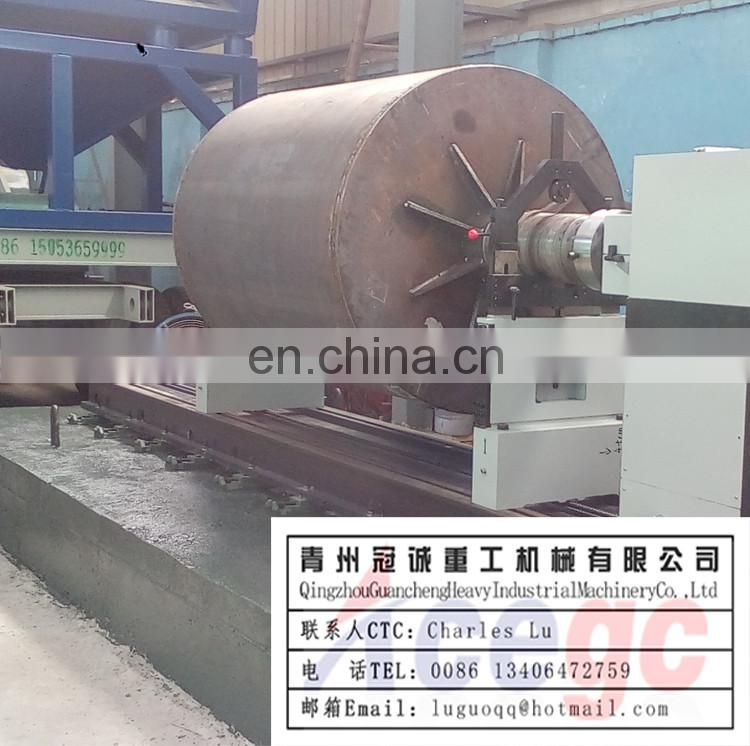 Automatic discharge gold concentrator horizontal type