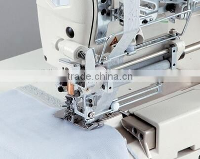interlock sewing machine