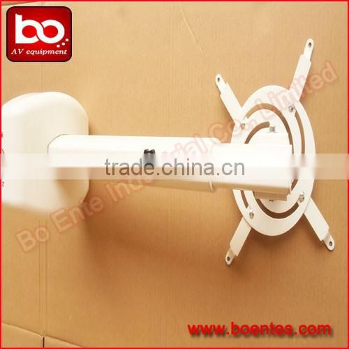 Retractable/Rotatable Projector Wall Mounted/Projector Anchor Mounting Bracket for Short Throw Projectors