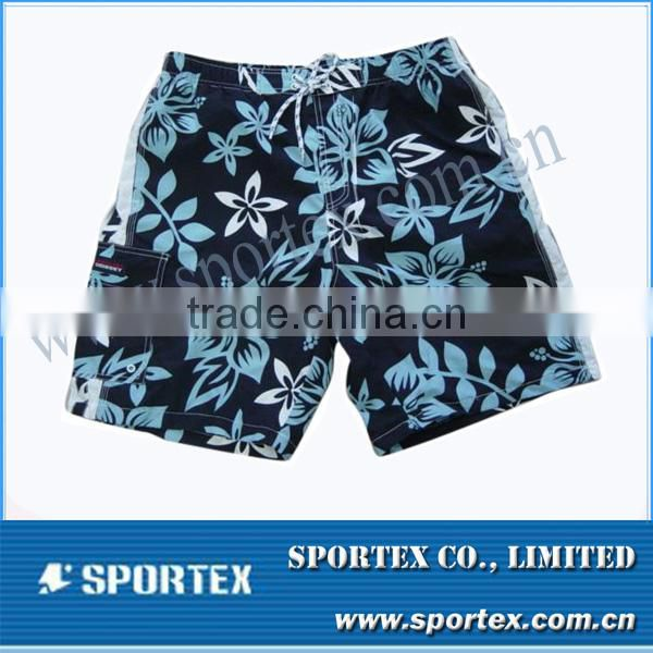 100% polyester peach skin board shorts manufacturer
