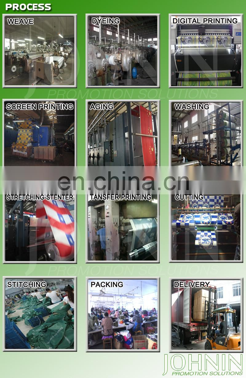 Factory custom advertising cheap teardrop flag with pole