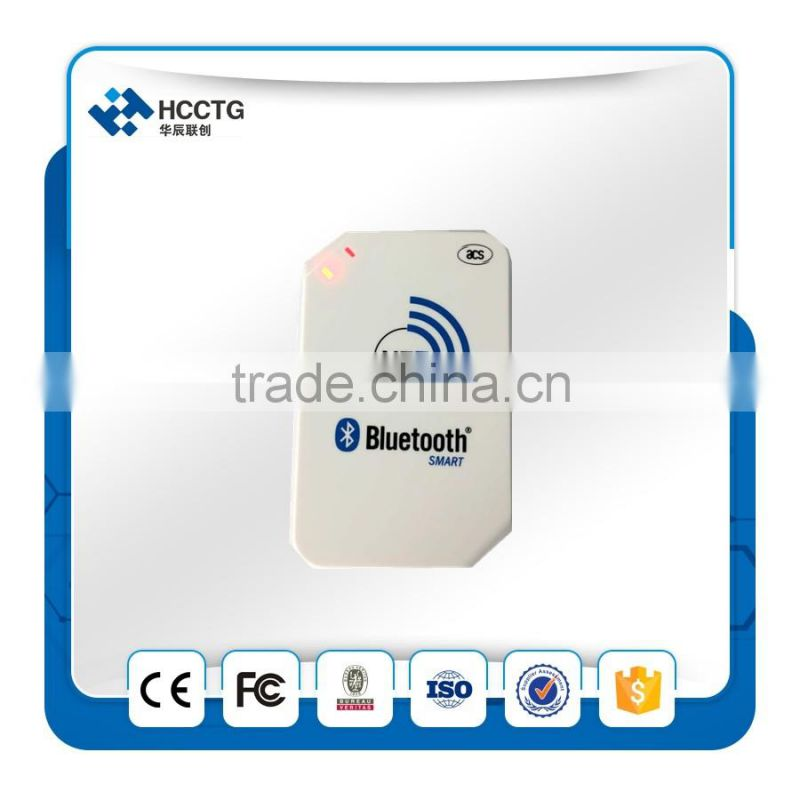 The NFC Bluetooth battery powered card reader ACR1255 of POS