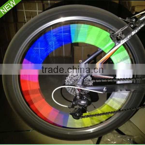 12PCS bike motorbike hotwheel reflective spokes.