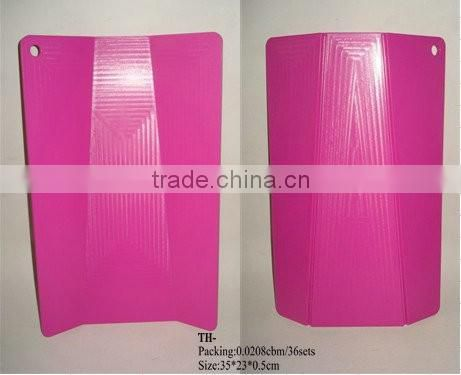 Plastic Flexible Chopping and Folding chopping and cutting board