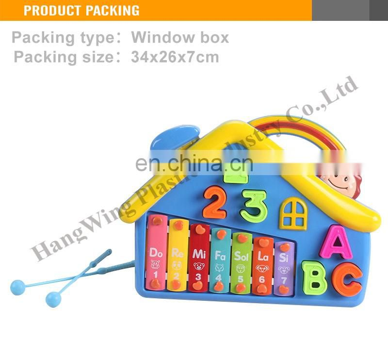 Hot Sale plastic toy music toy funny piano mini piano for sale