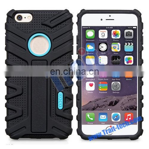 HOCO Shockproof Silicone Cover Case for iPhone 6 Plus 5.5 inch