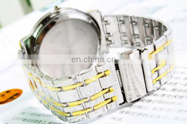 Wholesale Alloy Cheap Fashion quartz LED watch High quality