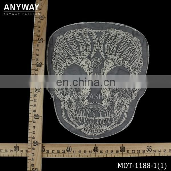 Apparel embroidery collar;garment embroidery collar;evening dress embroidery collar