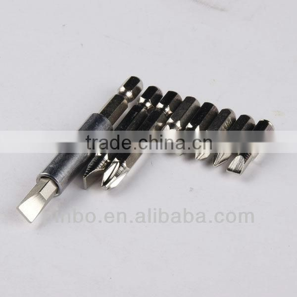 8 in 1 setted folding screwdriver