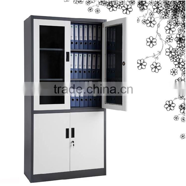 New Simple Design Stainless Steel Display Medication Storage Cabinet