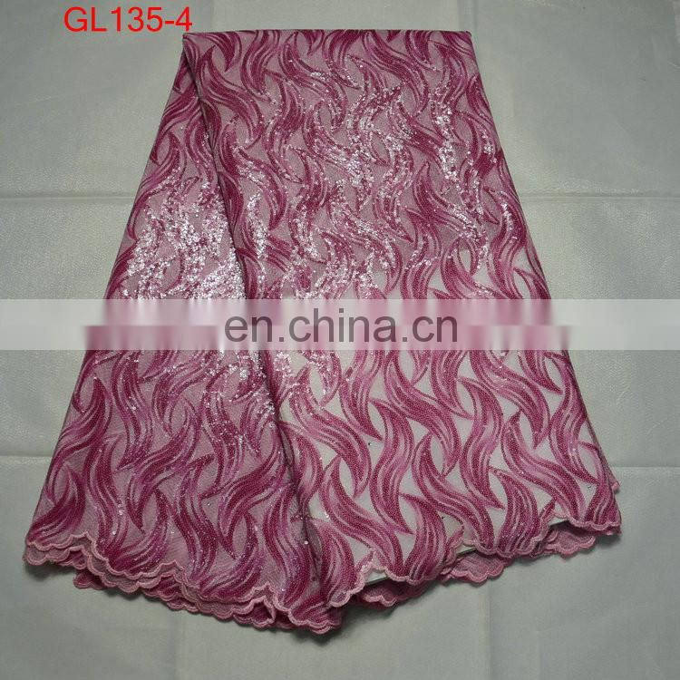 african organza lace fabric GL135