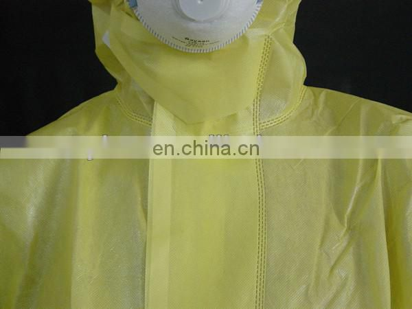 disposable non woven coverall / protective workwear for spray