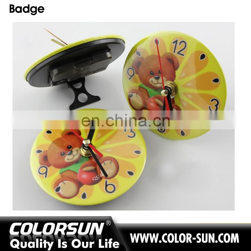 Good price automatic badge making machine with 25mm 32mm 38mm 44mm mould