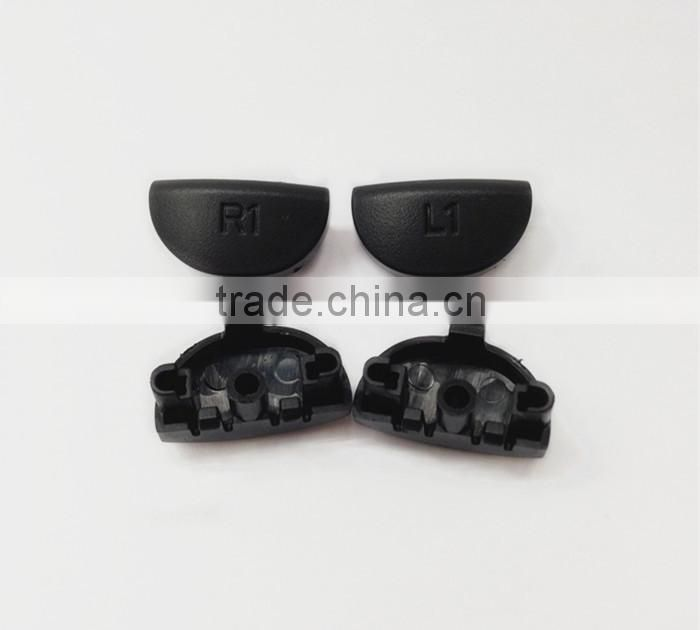 new L1R1 L2R2 button l2 r2 for ps4 controller buttons repair parts for ps4 replacement parts for ps4 L1R1 L2R2 buttons