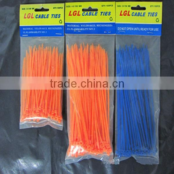 nylon 66 cable ties, plastic cable tie, adjustable cable ties