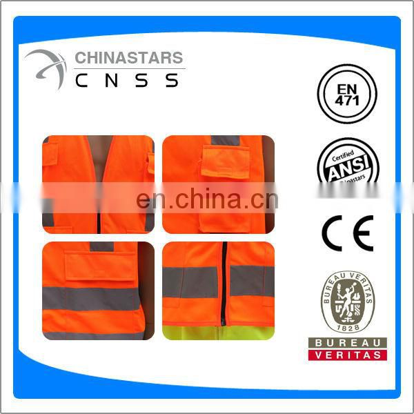 CAN/CSA reflective safety vest