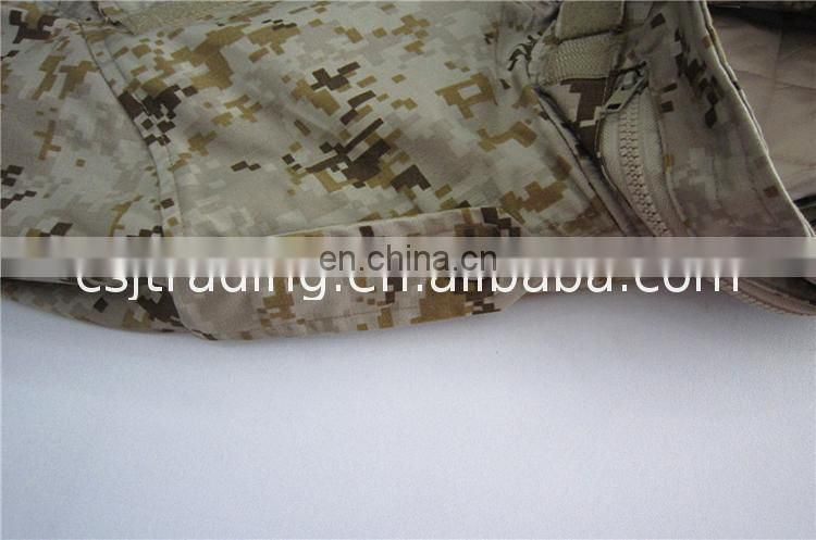 Best sale military uniform heat transfer lanyard twill jacket plain