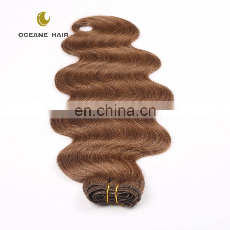2016 High quality new style brazilian hair weave blonde and brown india hair wig price