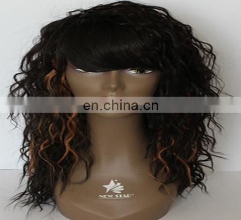 Synthetic Hair Wigs Wholesale Synthetic Wigs,Synthetic Lace Front Wig For Ladies