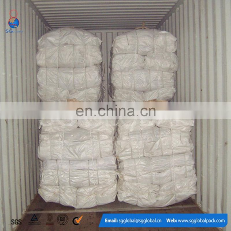 Wholesale 50kg raw material cement bag