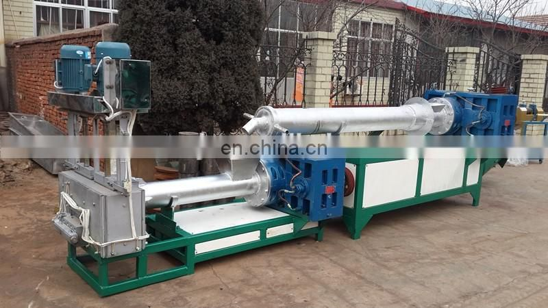 Plastic Film Recycling Machine/Pelletizer Machine/Granulator