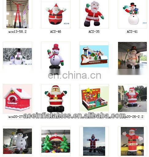 2013 christmas inflatables,inflatable snowman