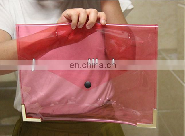 cheap custom shopping pvc bags