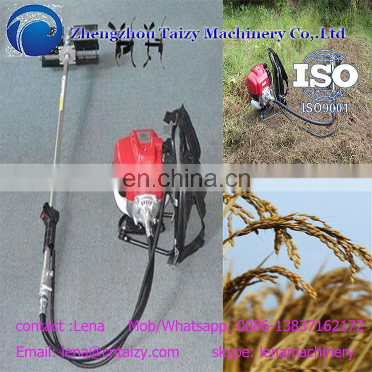 farm maize cultivator weeding machine Image