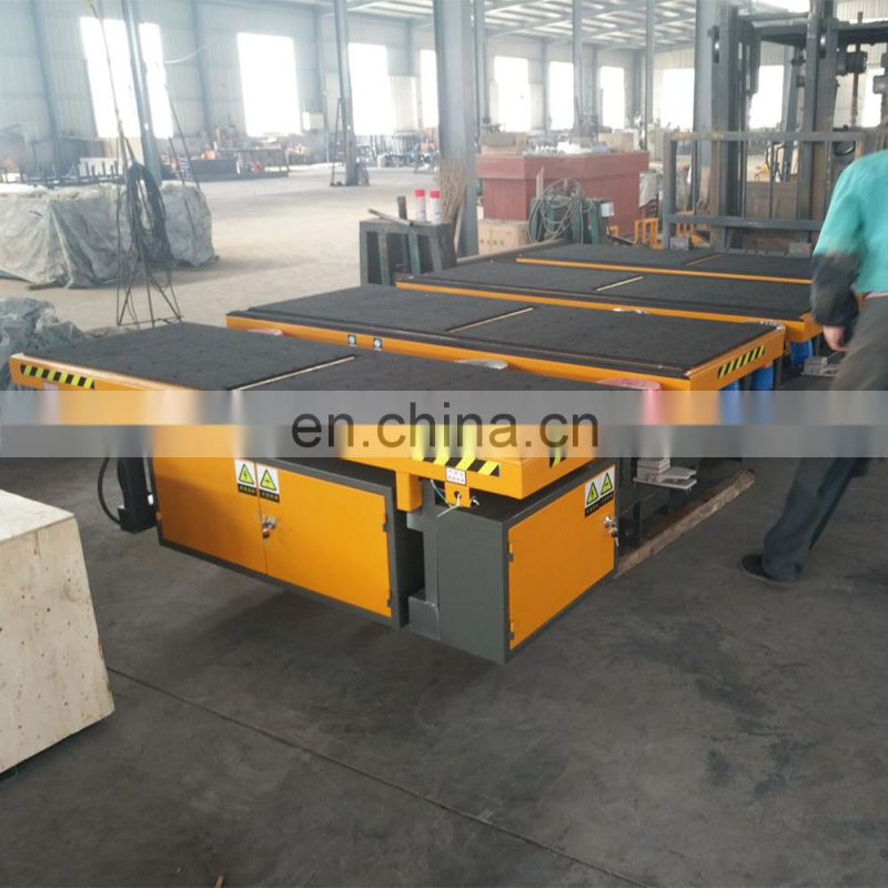 High Quality Manual Glass Cutting Machine Glass Cutting Table with Loading Function