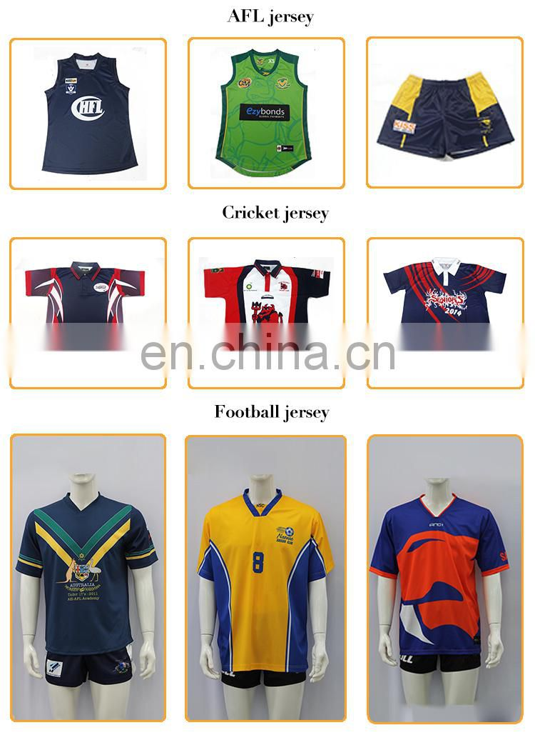 new design cricket jerseys /cricket team jersey